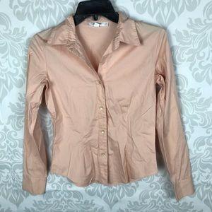 🌵 4/$25 Calvin Klein Pink Button Down Top
